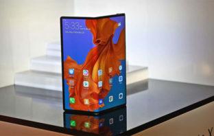 Huawei retrasa el lanzamiento de su dispositivo plegable Mate X