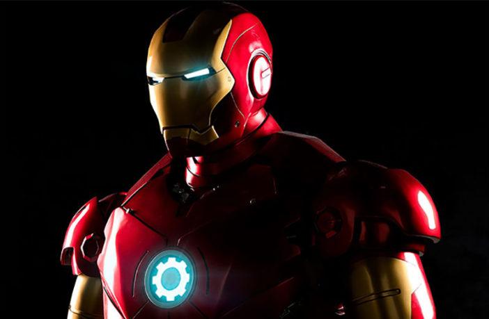 VÍDEO: Esta réplica de la armadura de Iron Man vuela, y es a prueba de balas
