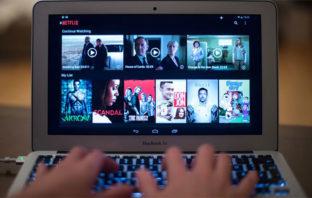 Netflix prepara una función para trabajar y ver series al mismo tiempo