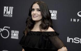 Salma Hayek podría integrarse al reparto de 'The Eternals' de Marvel