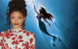 Halle Bailey será Ariel en el live-action de 'La Sirenita'