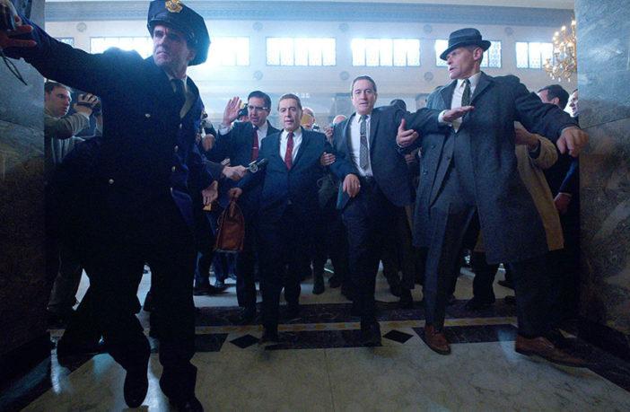 Tráiler oficial de 'The Irishman' con Robert De Niro y Al Pacino