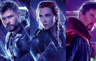 Marvel confirma el calendario de la Fase Cuatro del MCU