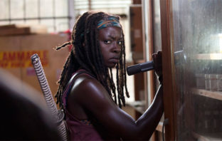 La décima temporada de 'The Walking Dead' será la última para Michonne