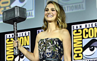 'Thor: Love and Thunder': Así luciría la Jane Foster de Natalie Portman como Thor