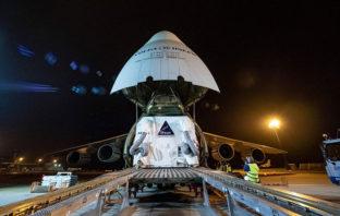 La nave espacial Orion está lista para ir a la Luna y Marte