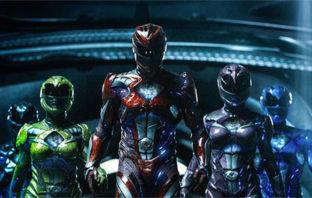 Los 'Power Rangers' vuelven a la carga con un nuevo reboot