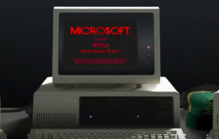 La promoción de Windows 1.0 era una campaña de 'Stranger Things 3'