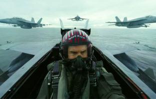 Primer tráiler y póster oficial de 'Top Gun: Maverick'