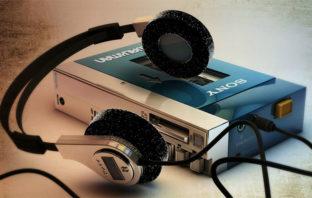 El walkman cumple 40 años: Así se escuchaba música en los 80