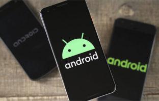 Android dice adiós a los postres: presenta Android 10