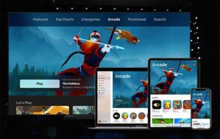 Apple Arcade, el servicio de juegos de Apple, costaría $4,99 al mes