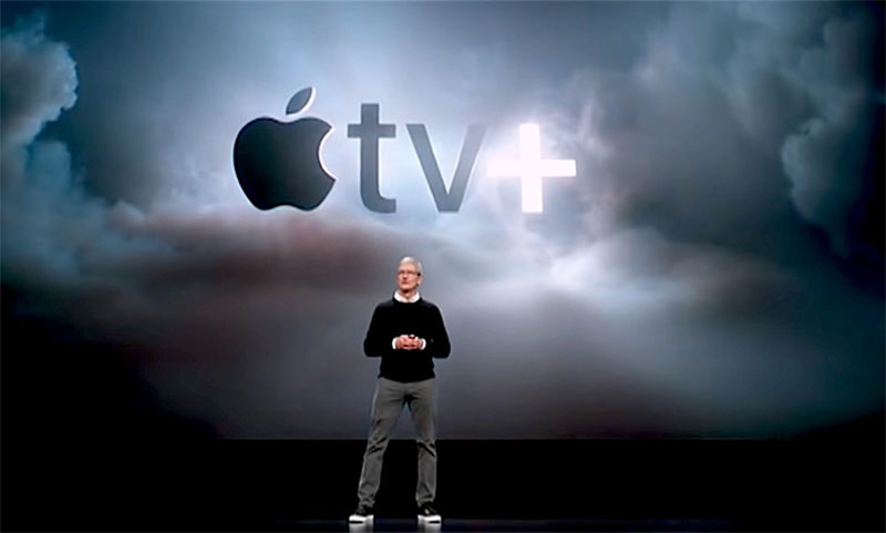 Apple TV+, la mayor amenaza de Netflix, llegará en noviembre