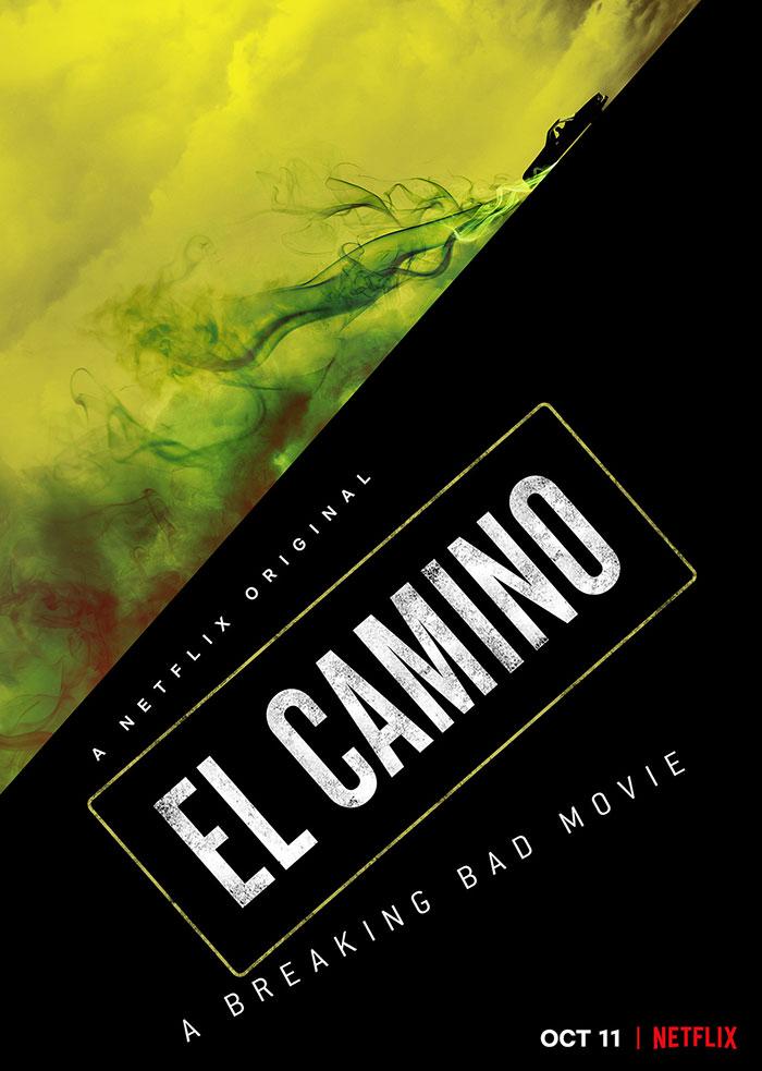 Tráiler, póster y fecha de estreno de 'El Camino: Una película de Breaking Bad'
