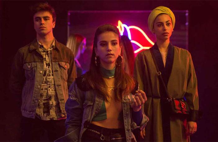 'Élite': Tráiler oficial y fecha de estreno de la segunda temporada