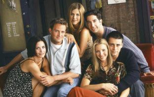 'Friends' llega al cine en su 25 aniversario