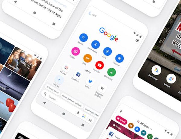 Google Go, una versión ligera del buscador que ahorra hasta un 40% de datos