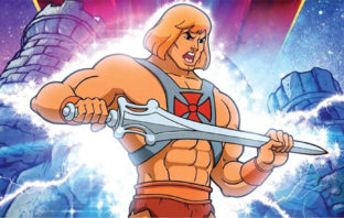 Netflix hará una serie de 'He-Man and the Masters of The Universe'