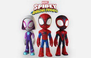 Spider-Man tendrá una nueva serie orientada para público infantil