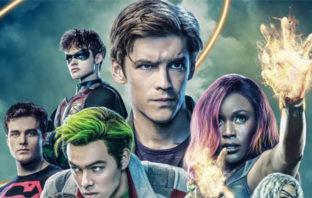 'Titans': Nuevo vistazo de Deathstroke en el póster de la segunda temporada