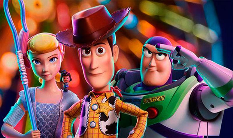 'Toy Story 4' llegó a $1,000 millones en taquilla y Disney impone un récord