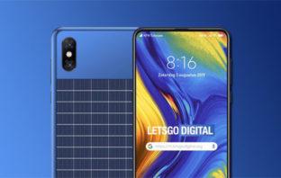 Xiaomi estaría trabajando en un smartphone con carga solar