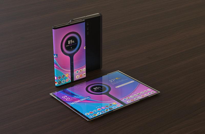Así de espectacular podría lucir el nuevo smartphone plegable de Xiaomi