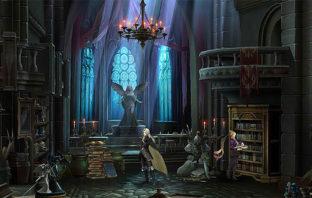 Konami presenta el tráiler de 'Castlevania: Grimoire of Souls'