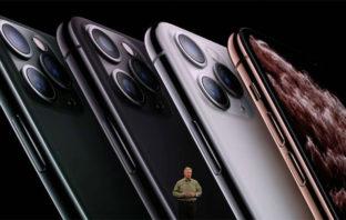 Apple presenta el iPhone 11, iPhone 11 Pro y Pro Max