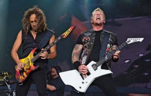 Estudio revela que Metallica es la banda en vivo más grande de todos los tiempos