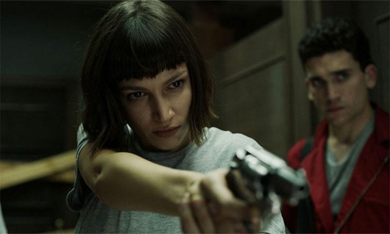 Úrsula Corberó, de 'La casa de papel' a villana de 'G. I. Joe'