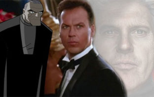 Adaptación live-action de 'Batman Beyond' podría incluir a Michael Keaton