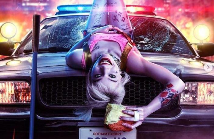 Mira el tráiler de 'Birds of Prey', protagonizado por Margot Robbie