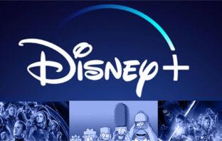 VÍDEO: Disney+ revela su catálogo completo de series y películas