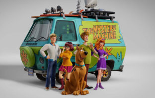 Primeras imágenes de la nueva película animada de 'Scooby-Doo'