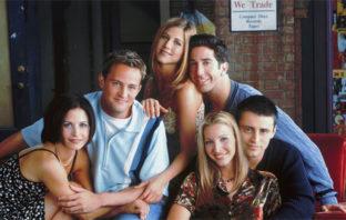 El elenco de 'Friends' negocia un nuevo especial por su 25 aniversario