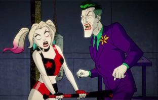 Kaley Cuoco desafía a Joker y Batman en el tráiler de la serie de 'Harley Quinn'
