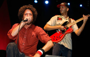 Rage Against the Machine confirma su regreso con cinco conciertos