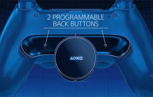 VÍDEO: PlayStation presenta un botón trasero para el DualShock 4