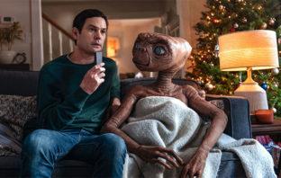 E.T. volvió a la Tierra 37 años después para reunirse con su amigo Elliott