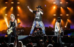 Guns N' Roses regresará a Ecuador después de 10 años