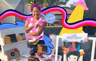 Perfil Creativo: Luz Rodriguez Dager, Ilustradora y Storyteller