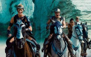 Warner Bros. trabaja en un spin-off de 'Wonder Woman' centrado en las amazonas