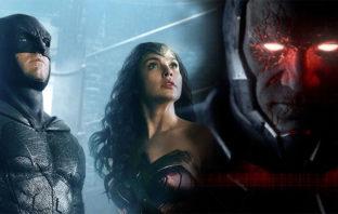 Zack Snyder reveló la primera imagen de Darkseid en 'Justice League'