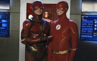 Crossover de Ezra Miller como Flash en 'Crisis en Tierras Infinitas' descontrola las redes