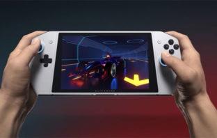 Alienware presentó un prototipo de consola portatil para competir con Nintendo Switch