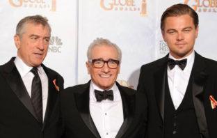 DiCaprio y Robert De Niro protagonizarán la próxima película de Martin Scorsese