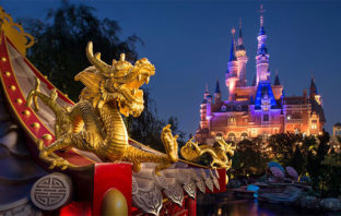 Disneyland Shanghai cierra sus puertas a causa del Coronavirus
