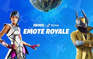 Cómo participar en el concurso 'Emote Royale' de Fortnite en TikTok