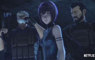 Netflix comparte el tráiler oficial de 'Ghost in the Shell: SAC_2045'